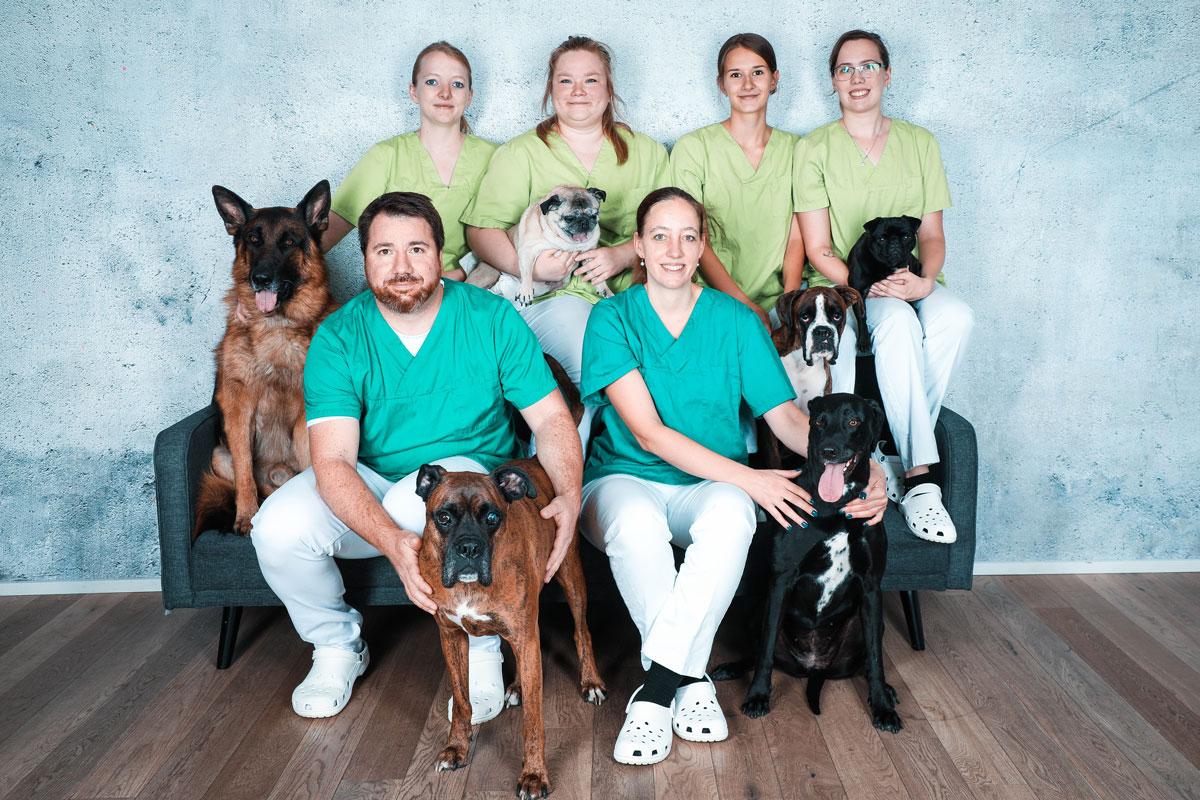Tierarzt_Radev_muenster-Praxisteam-gesamt-web
