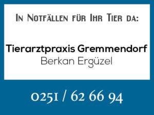Tierarztpraxis Gremmendorf Berkan Ergüzel - Rufbereitschaft @ Tierarztpraxis Ergüzel Gremmendorf