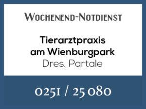 Tierarztpraxis Partale - Wochenend-Notdienst @ Tierarztpraxis Dr. Pelz