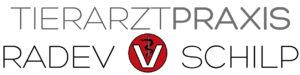 Logo-neu-Tierarztpraxis-Radev-Schilp-Muenster